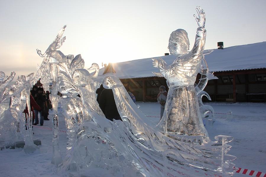 Алтайская Зимовка, лед, красота, креатив, ледяные фигуры, фотографии, Аксанов Нияз, kukmor, Алтайский край, Сибирское подворье, of IMG_3142
