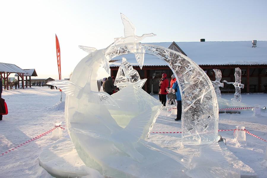 Алтайская Зимовка, лед, красота, креатив, ледяные фигуры, фотографии, Аксанов Нияз, kukmor, Алтайский край, Сибирское подворье, of IMG_3146