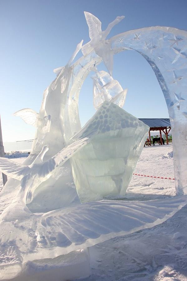 Алтайская Зимовка, лед, красота, креатив, ледяные фигуры, фотографии, Аксанов Нияз, kukmor, Алтайский край, Сибирское подворье, of IMG_3497