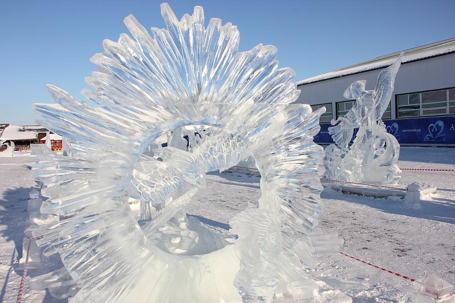 Алтайская Зимовка, лед, красота, креатив, ледяные фигуры, фотографии, Аксанов Нияз, kukmor, Алтайский край, Сибирское подворье, of IMG_3498