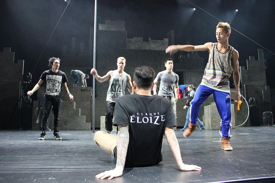 Казань, фотографии, Cirque Eloize, шоу ID, Аксанов Нияз, цирк, репетиция,  of IMG_4019