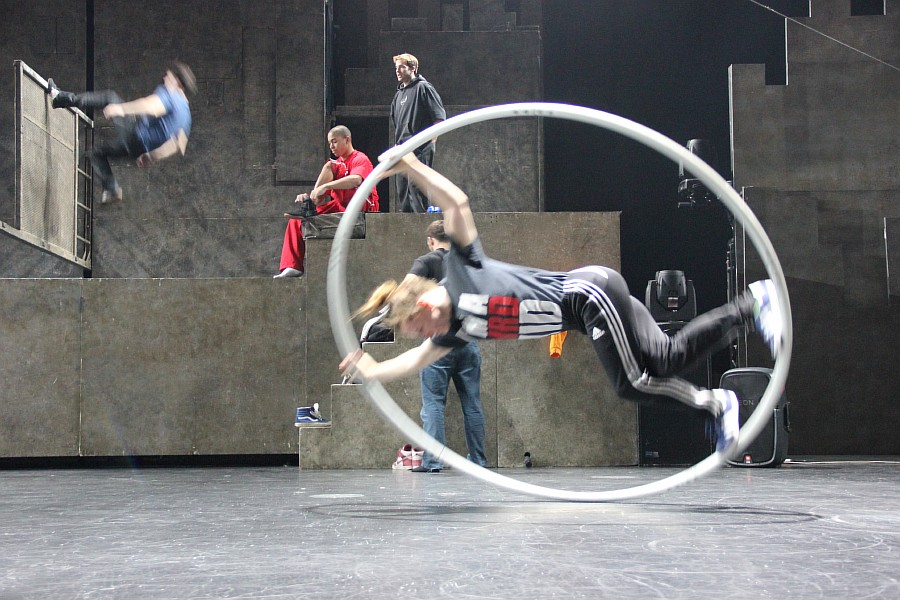 Казань, фотографии, Cirque Eloize, шоу ID, Аксанов Нияз, цирк, репетиция,  of IMG_4154