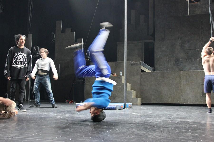 Казань, фотографии, Cirque Eloize, шоу ID, Аксанов Нияз, цирк, репетиция,  of IMG_4217