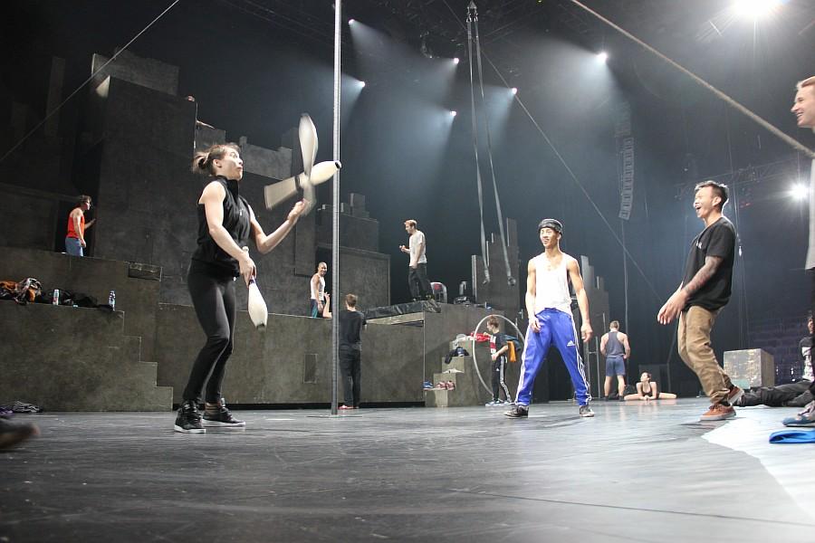 Казань, фотографии, Cirque Eloize, шоу ID, Аксанов Нияз, цирк, репетиция,  of IMG_4247