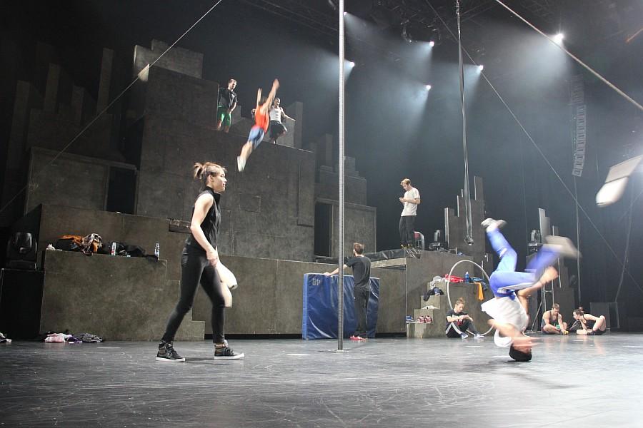 Казань, фотографии, Cirque Eloize, шоу ID, Аксанов Нияз, цирк, репетиция,  of IMG_4272