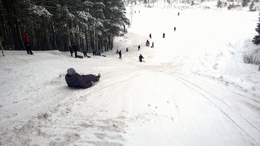 Кукмор, новый год, горнолыжка, лес, дети, фотографии, Аксанов Нияз, kukmor, зима, снег, of WP_20150103_007