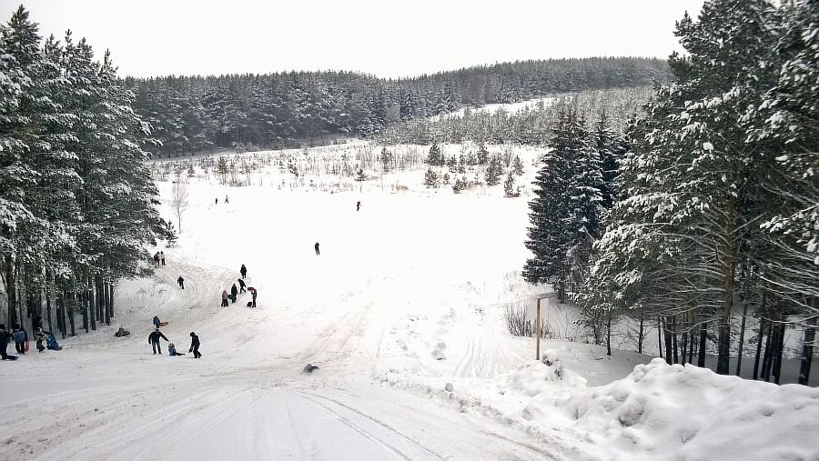 Кукмор, новый год, горнолыжка, лес, дети, фотографии, Аксанов Нияз, kukmor, зима, снег, of WP_20150103_008