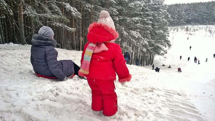 Кукмор, новый год, горнолыжка, лес, дети, фотографии, Аксанов Нияз, kukmor, зима, снег, of WP_30150103_005