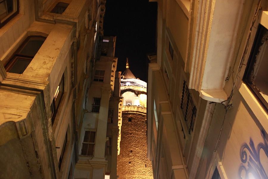 Стамбул, ночь, фотографии, Аксанов Нияз, kukmor, of IMG_4402