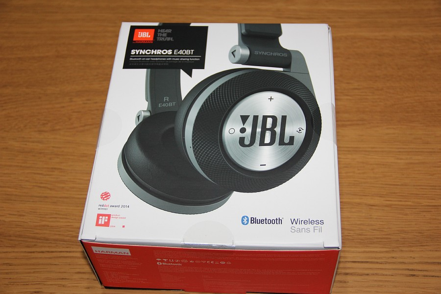 JBL Synchros E40BT of IMG_4746