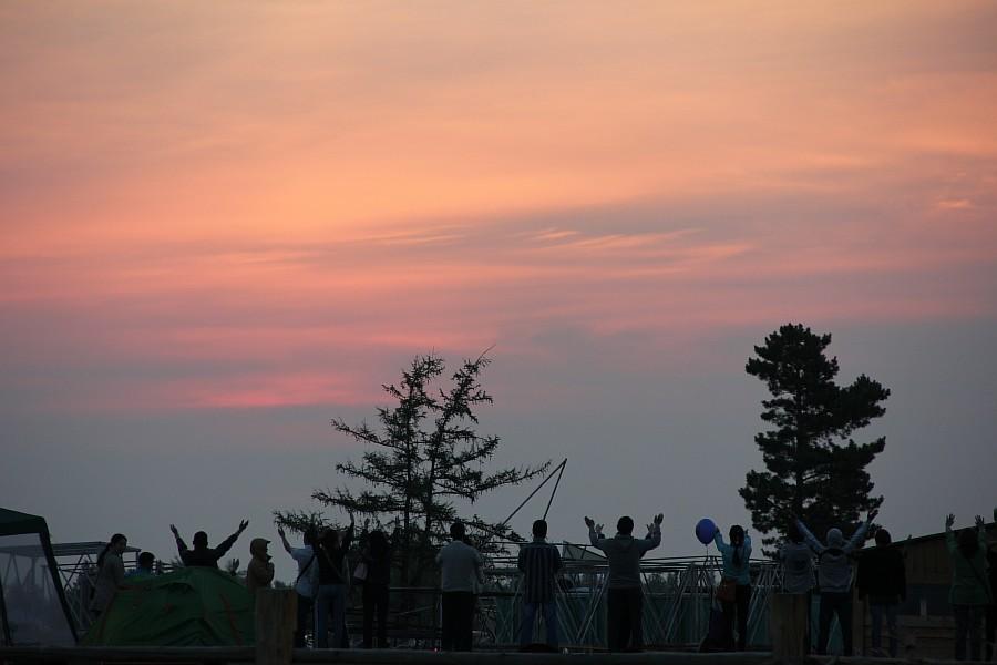 Ысыах, Якутия, обряды, Россия, фотографии, Аксанов Нияз, kukmor, путешествия, туризм, шаман, встреча солнца, of IMG_1626
