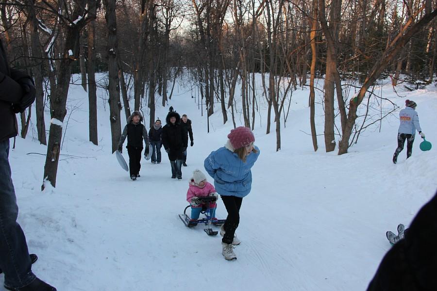 Лыжи, Казань, Парк Горького, зима, nordway, Аксанов Нияз, фото,  of IMG_4789