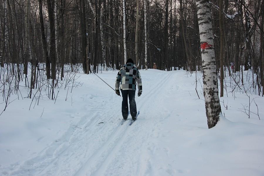 Лыжи, Казань, Парк Горького, зима, nordway, Аксанов Нияз, фото,  of IMG_4805