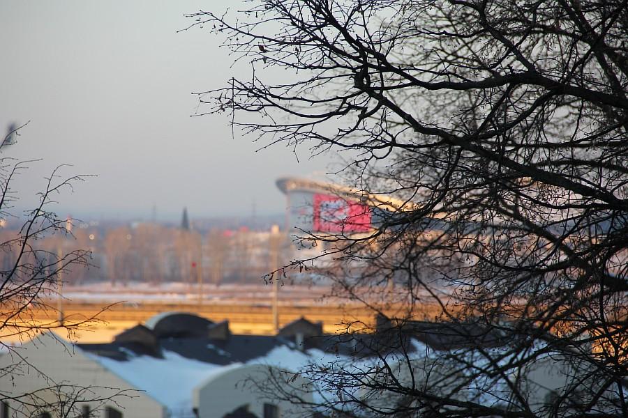 Лыжи, Казань, Парк Горького, зима, nordway, Аксанов Нияз, фото,  of IMG_4811