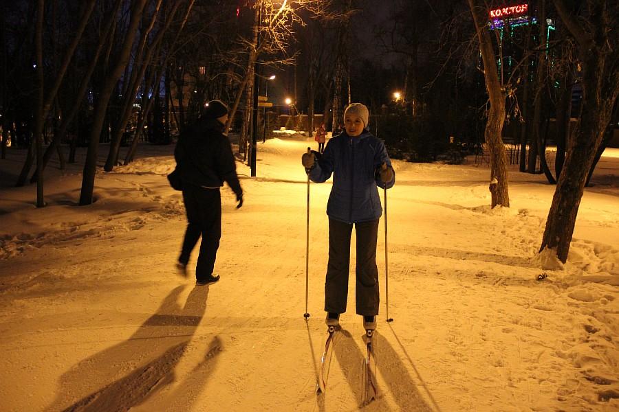 Лыжи, Казань, Парк Горького, зима, nordway, Аксанов Нияз, фото,  of IMG_4877