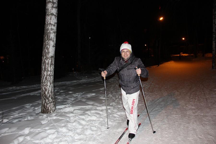 Лыжи, Казань, Парк Горького, зима, nordway, Аксанов Нияз, фото,  of IMG_4881