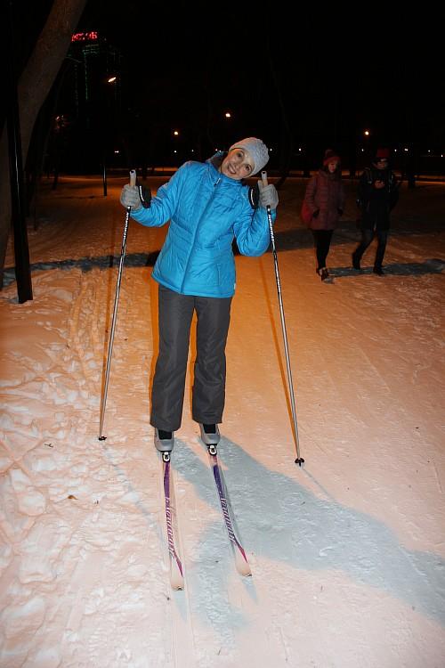 Лыжи, Казань, Парк Горького, зима, nordway, Аксанов Нияз, фото,  of IMG_4884