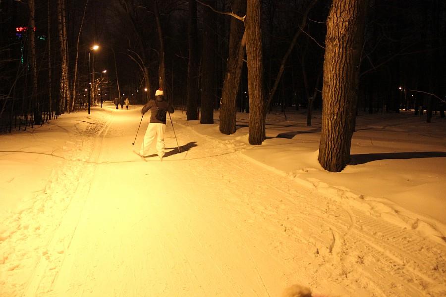 Лыжи, Казань, Парк Горького, зима, nordway, Аксанов Нияз, фото,  of IMG_4904