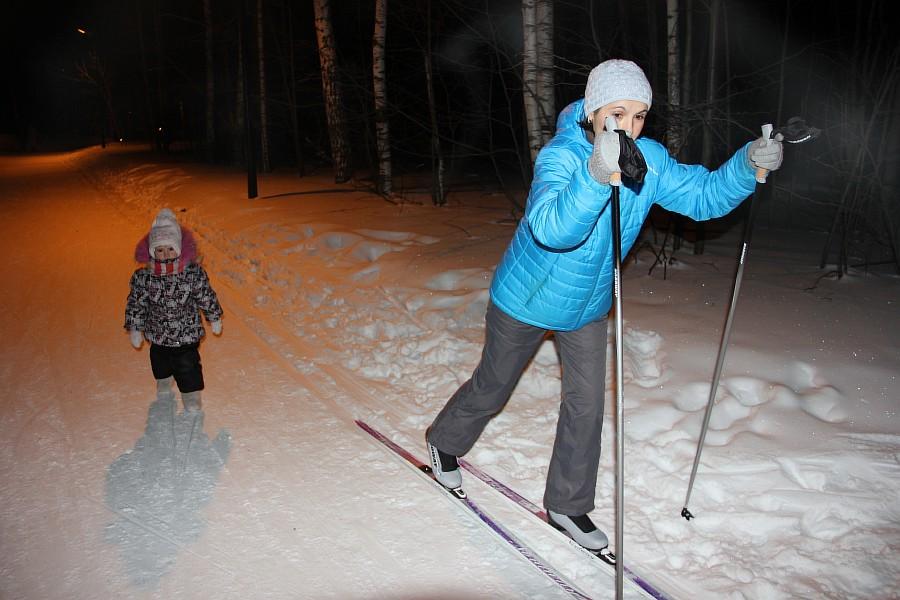 Лыжи, Казань, Парк Горького, зима, nordway, Аксанов Нияз, фото,  of IMG_4908