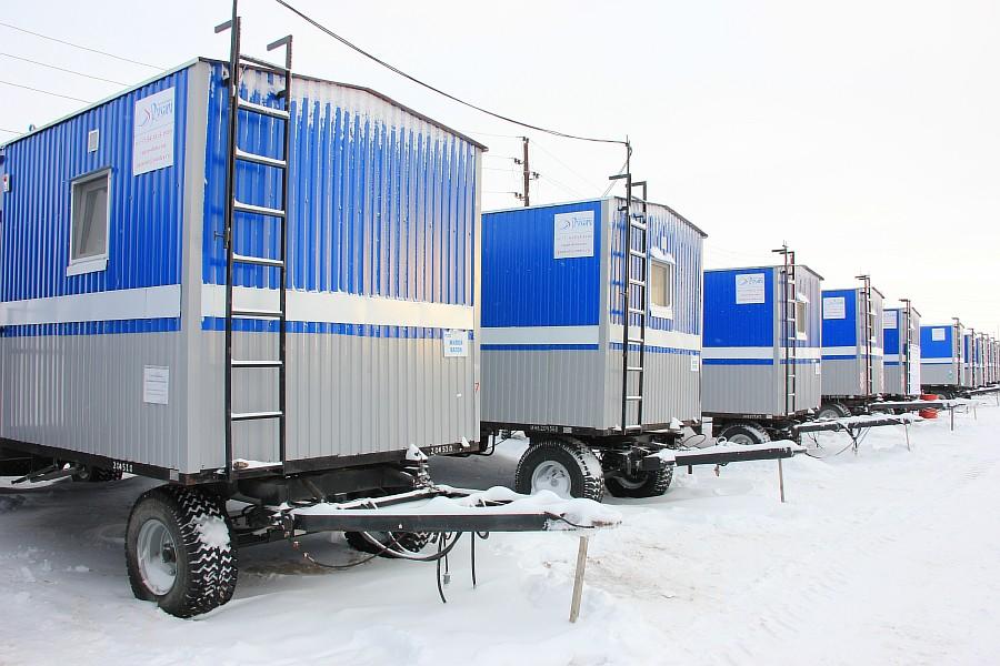 Новый Уренгой, термокарстовое газовое месторождение, бурение скважины, фотографии Аксанов Нияз, тундра, закат, of IMG_1557