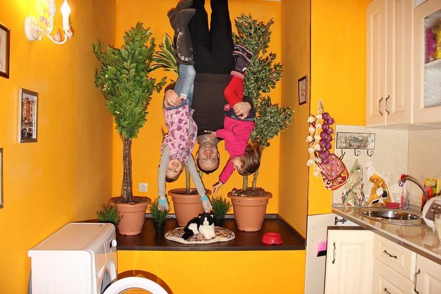 Лабиринты, Казань, фотографии, дом вверх дном, Аксанов Нияз, дети, позитив, креатив, of IMG_5105