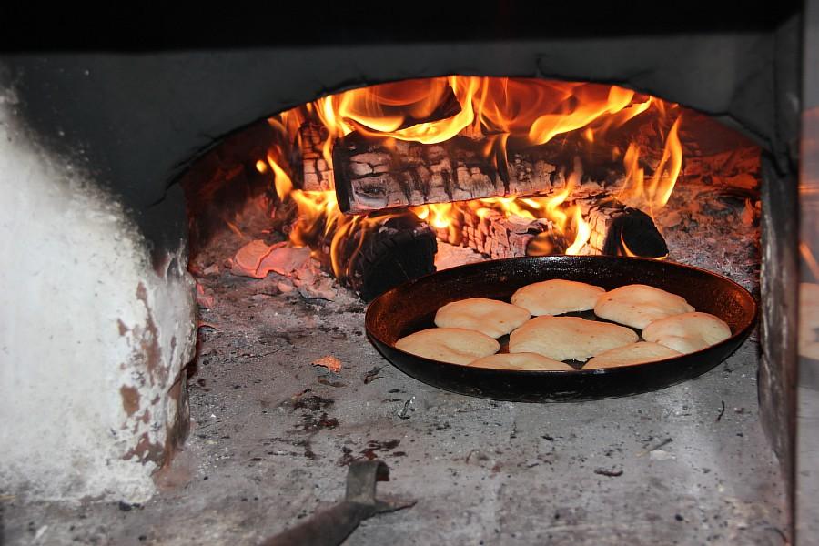 рецепт блинов в русской печи