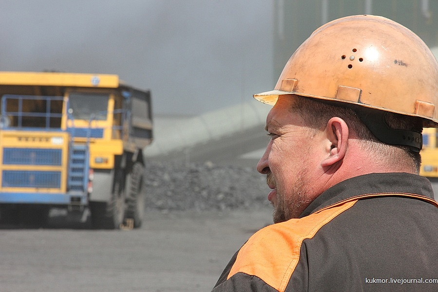 разрез Степной, угольный разрез, фотографии, экскаватор, белаз, фотографии, Аксанов Нияз, Хакасия, добыча угля, mining