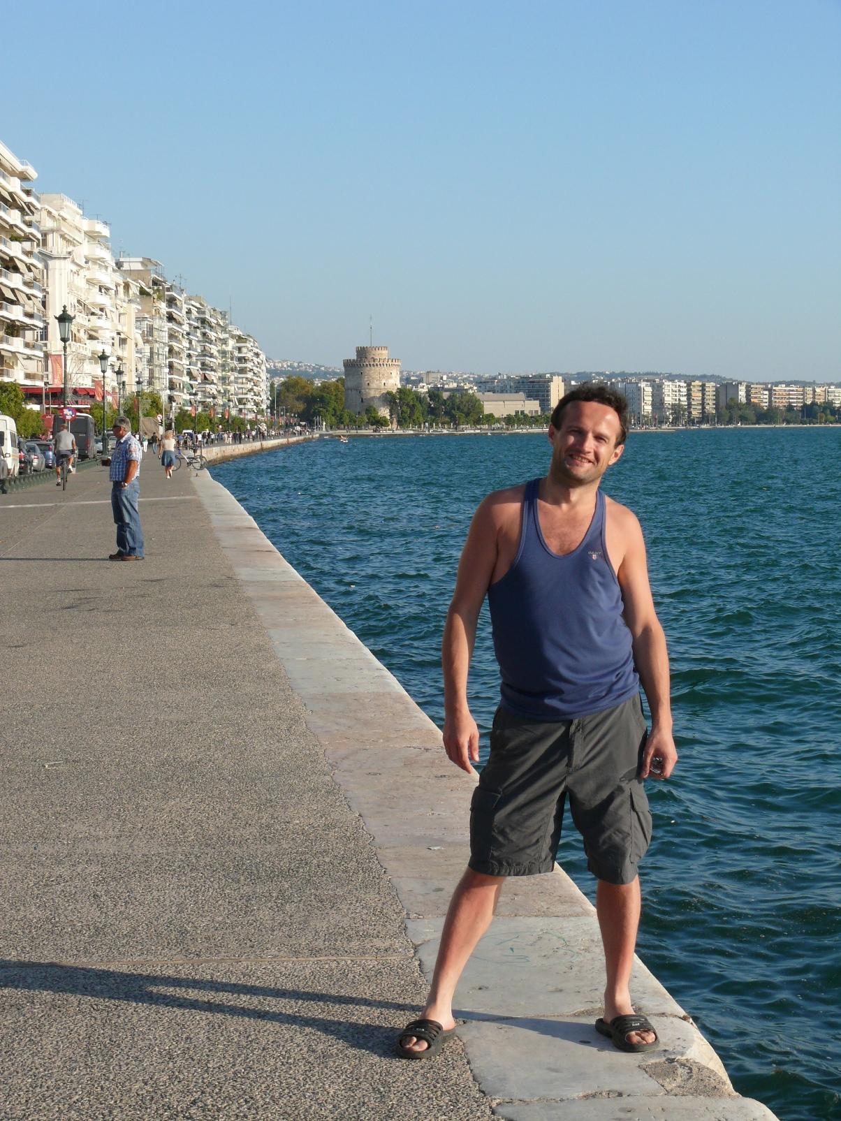 Греция, Салоники, kukmor, кукмор, Аксанов Нияз, трансерфинг, тренинг