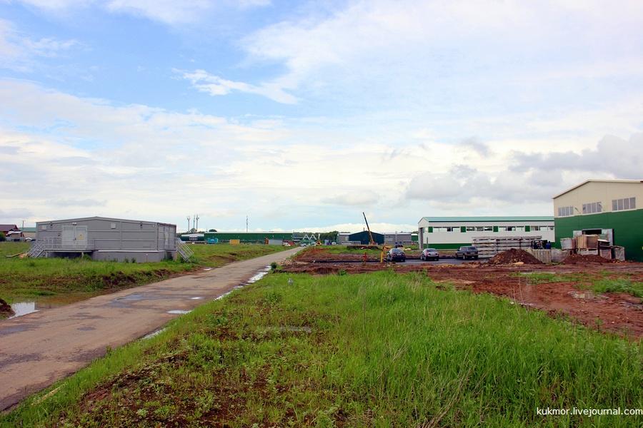 индустриальный парк, м7, казань, производство, земля под строительство, тататарстан, промышленная площадка, земля купить