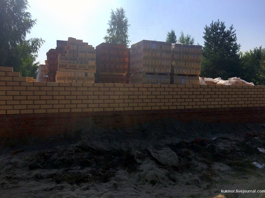 Строю свой дом за 90 дней, Аксанов Нияз, Казань, Новые Салмачи, kukmor, фотографии