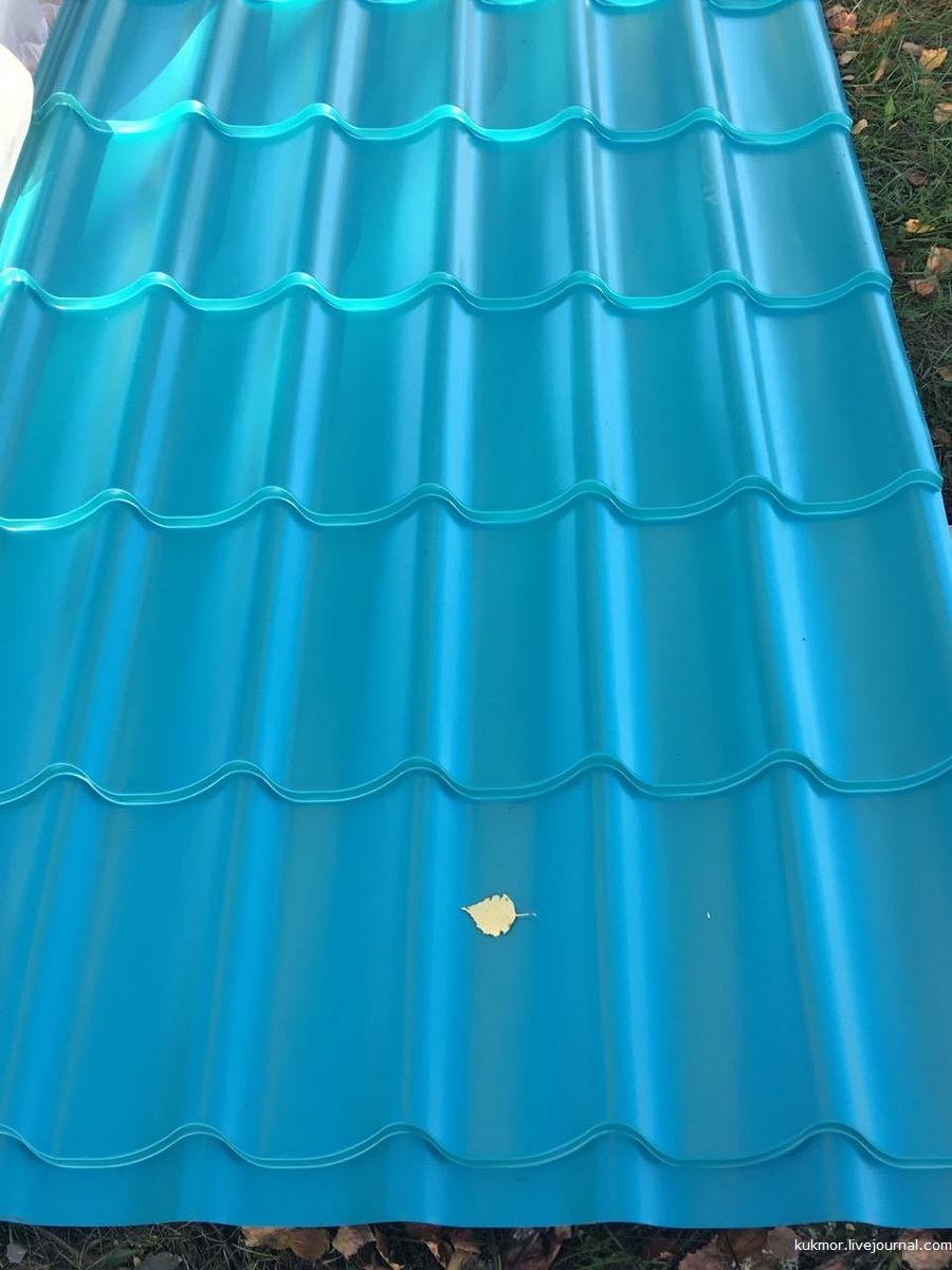 кредитом крыша цвета морской волны фото широкое распространение