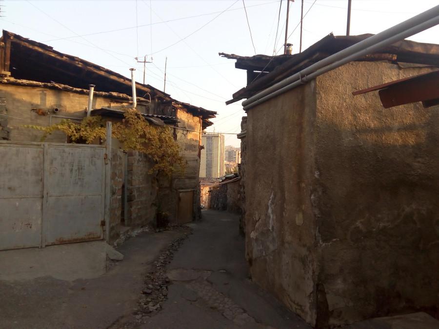 Ереван - город контрастов!