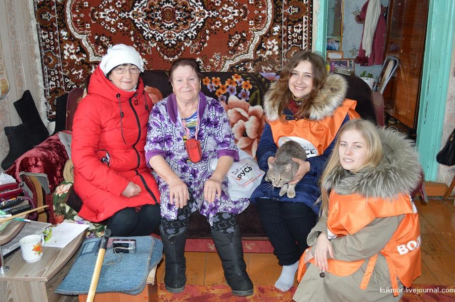 корзина доброты, казань, русь, x5retailgroup, фотографии, волонтеры, поддержка, Аксанов Нияз, kukmor