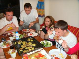 Греция, Салоники, kukmor, кукмор, Аксанов Нияз, трансерфинг, тренинг, еда