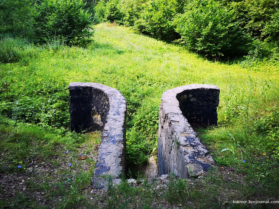 В 1940-м году началась стройка ЖД от Казани до Бугульмы, вот что осталось от нее сегодня