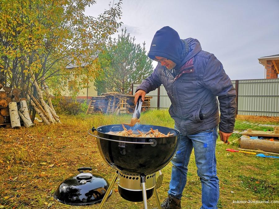 Weber, гриль, угольный гриль, вебер, фотографии, kukmor, Аксанов Нияз, рецепт