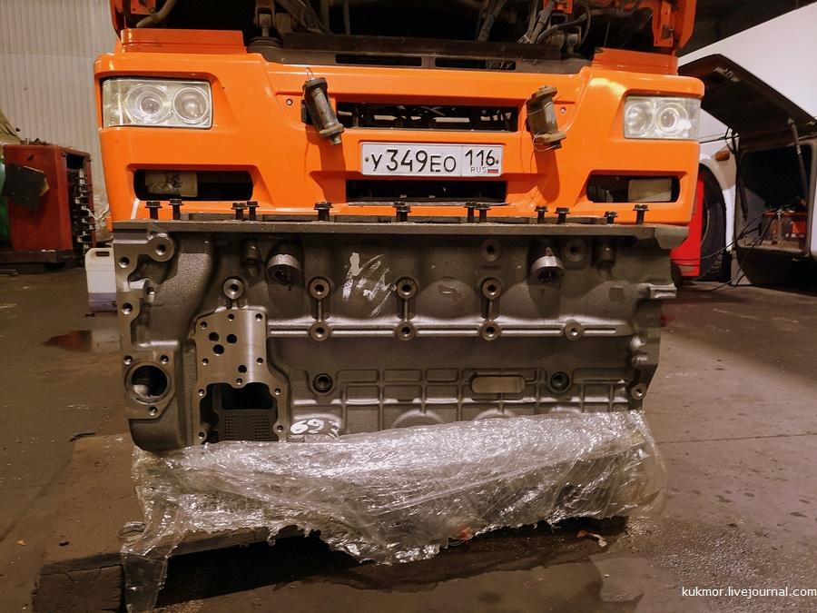 Обслуживание и ремонт грузовых автомобилей в Казани,  капитальный ремонт грузовых автомобилей, мотор-мастер.рф, Аксанов Нияз