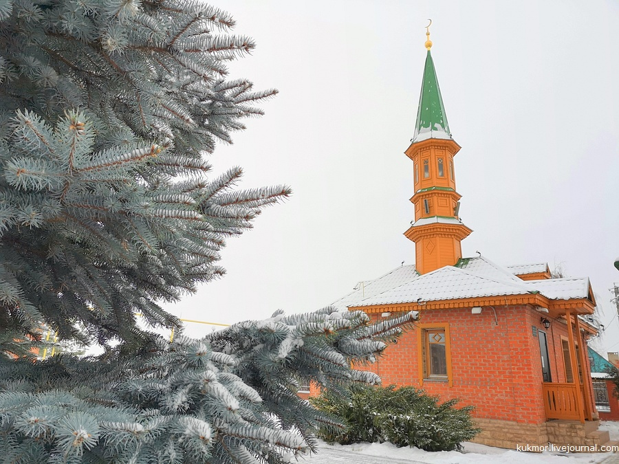 Бузаево, мечеть, деревня, татарстан, фотографии, Аксанов Нияз, новая дорога