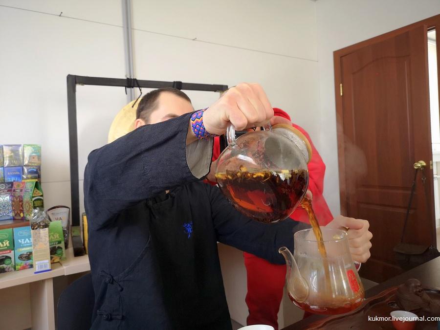 Фабрика здоровых продуктов, Казань, чай, Перекресток, Распределительный центр Пятёрочка, фотографии, Аксанов Нияз, травы