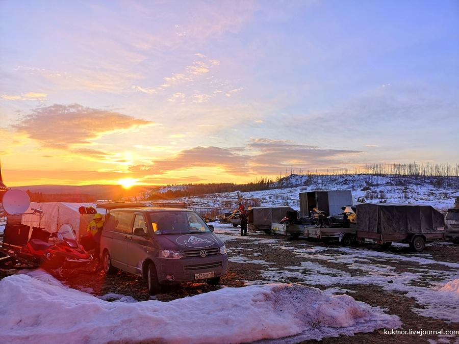 Маньпупунер, перевал Дятлова, Как добраться на Мань-Пупу-Нёр и перевал Дятлова, Шатуны96. снегоходы, Чистоп, туризм, kukmor