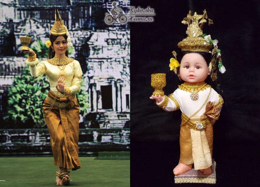 Апсары Камбоджи