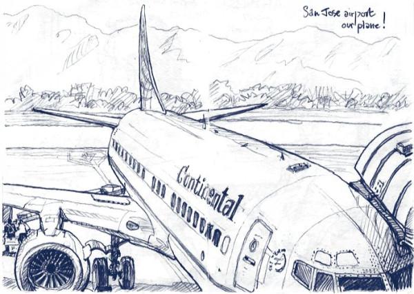 continental-plane