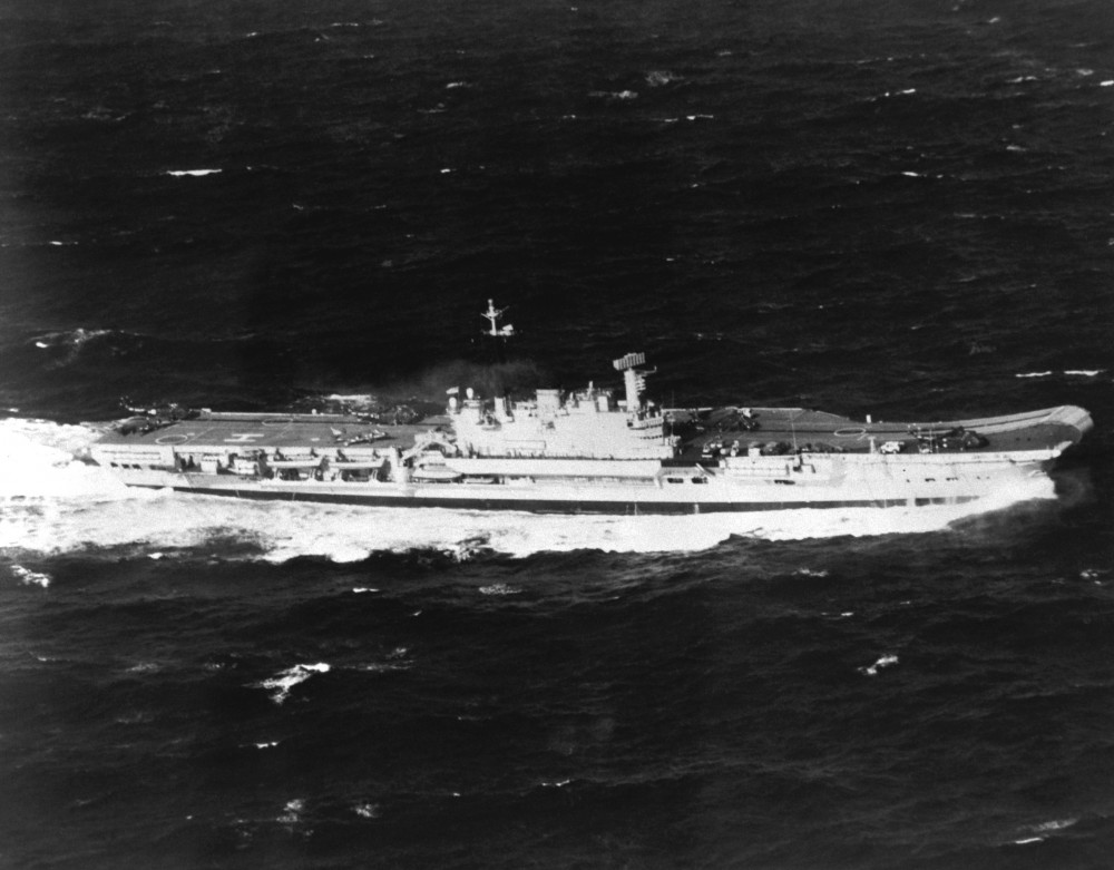 HMS Hermes (R12) - 2