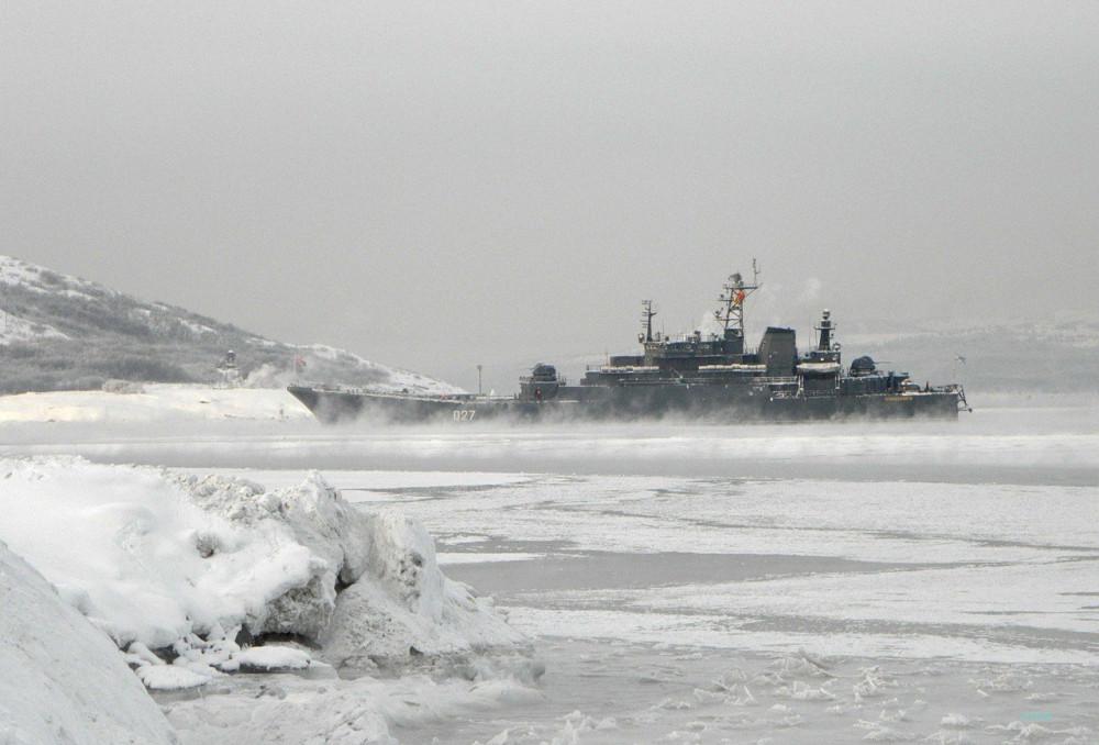 Большой десантный корабль. Пр.775.«Кондапога» - 6