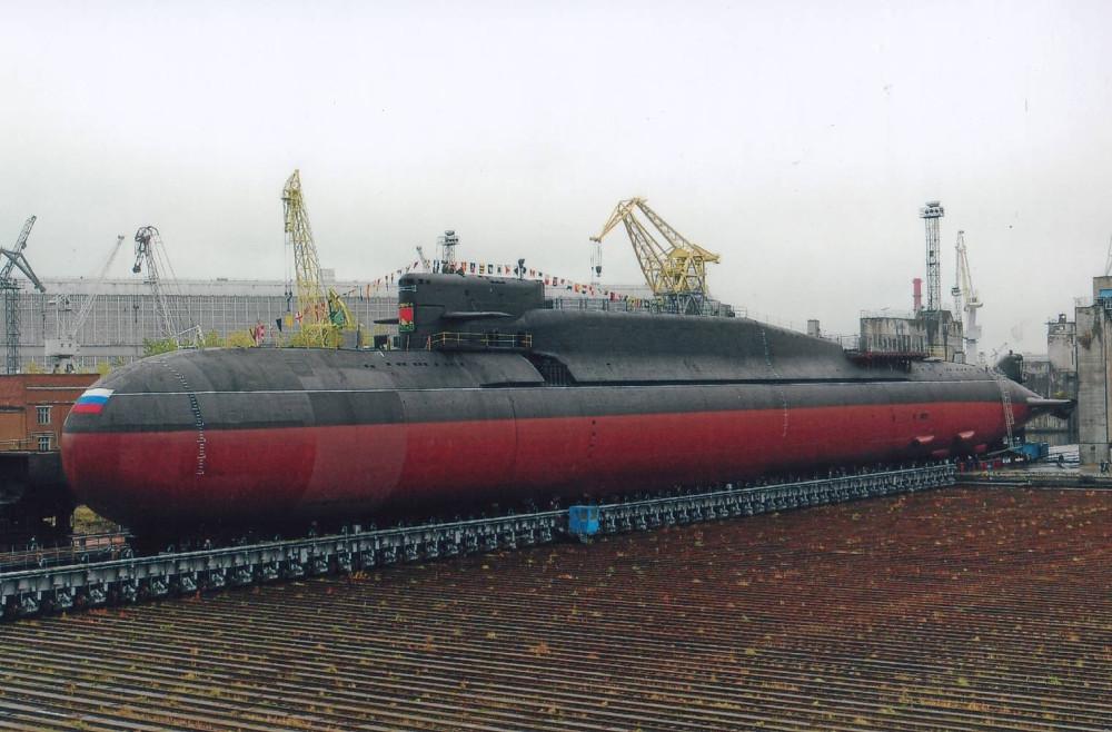 подводная лодка 667 бдрм
