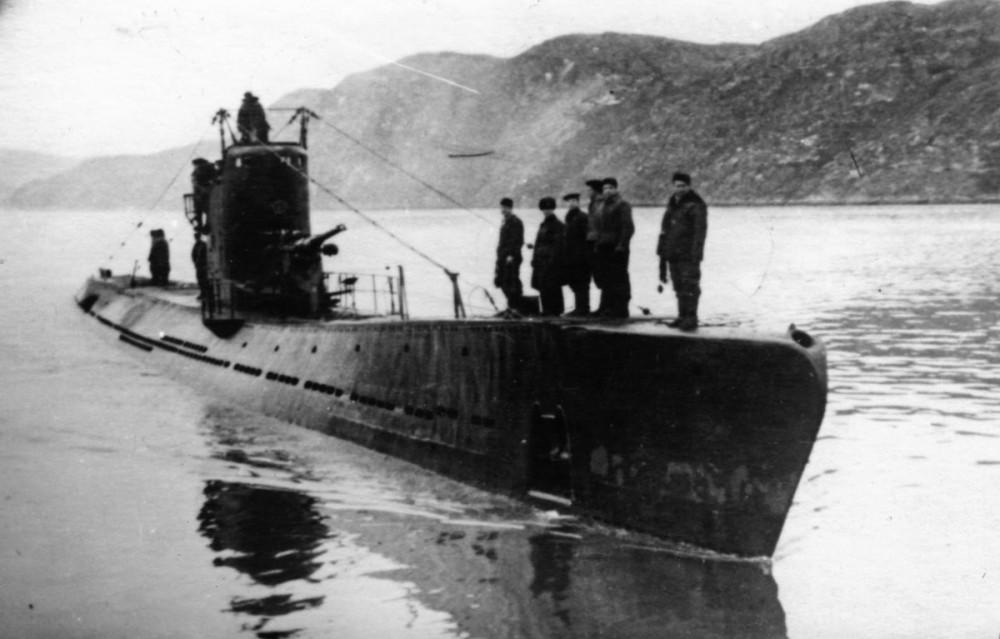 Дизельная подводная лодка. IX-бис серии. (С-56). - 12