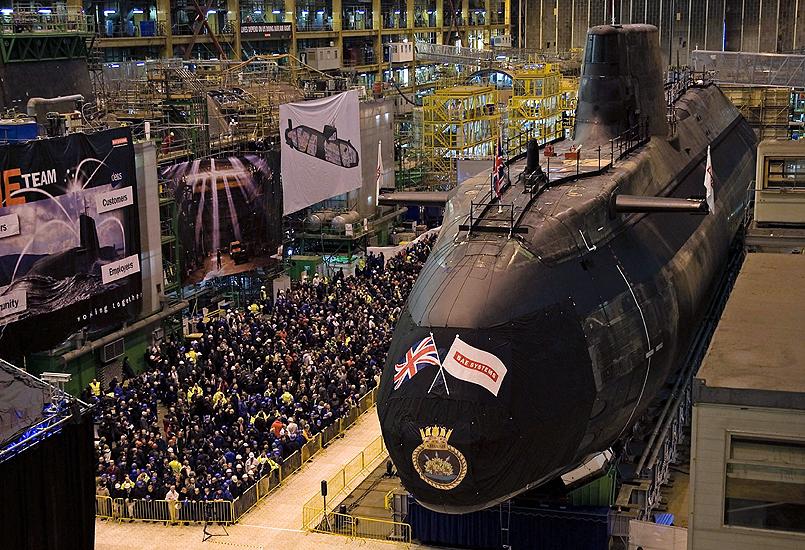 HMS Ambush. S - 2