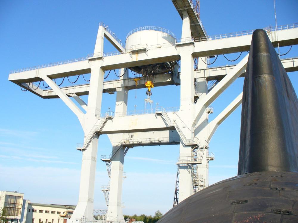 Атомная подводная лодка. Пр.941УМ. (ТК-208).«Дмитрий Донской» - 8