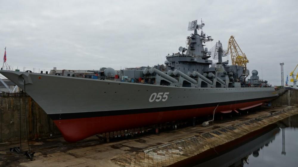 Ракетный крейсер. Пр.1164. «Маршал Устинов» - 6