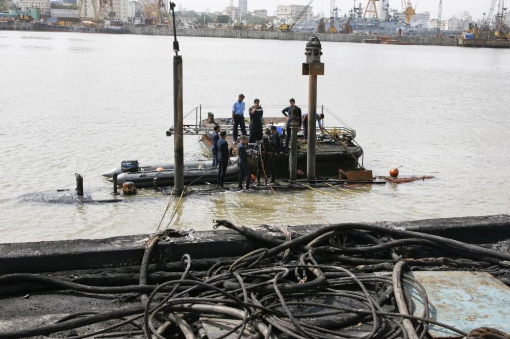 Дизельная подводная лодка. Пр.877. (Б-597). «Sindhuvijay [S62]» - 5